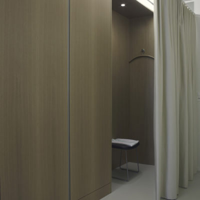 Umkleide Aare Klinik Bern