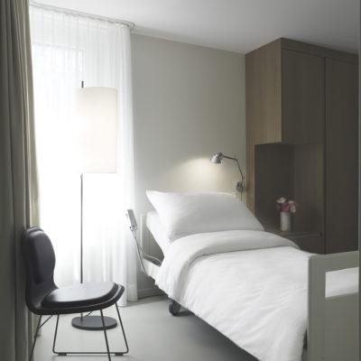 Einzelzimmer Aare Klinik Bern